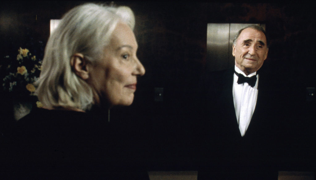Bernadette Lafont avec Claude Brasseur
